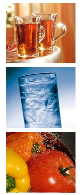 schoon water koffieautomaat