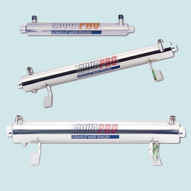 UV Filtratie / Sterilisatie