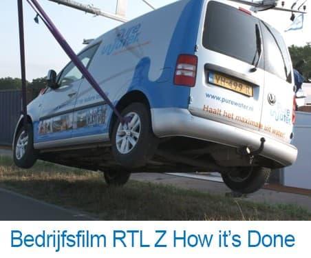 Bedrijfsfilm RTL Z How it's Done